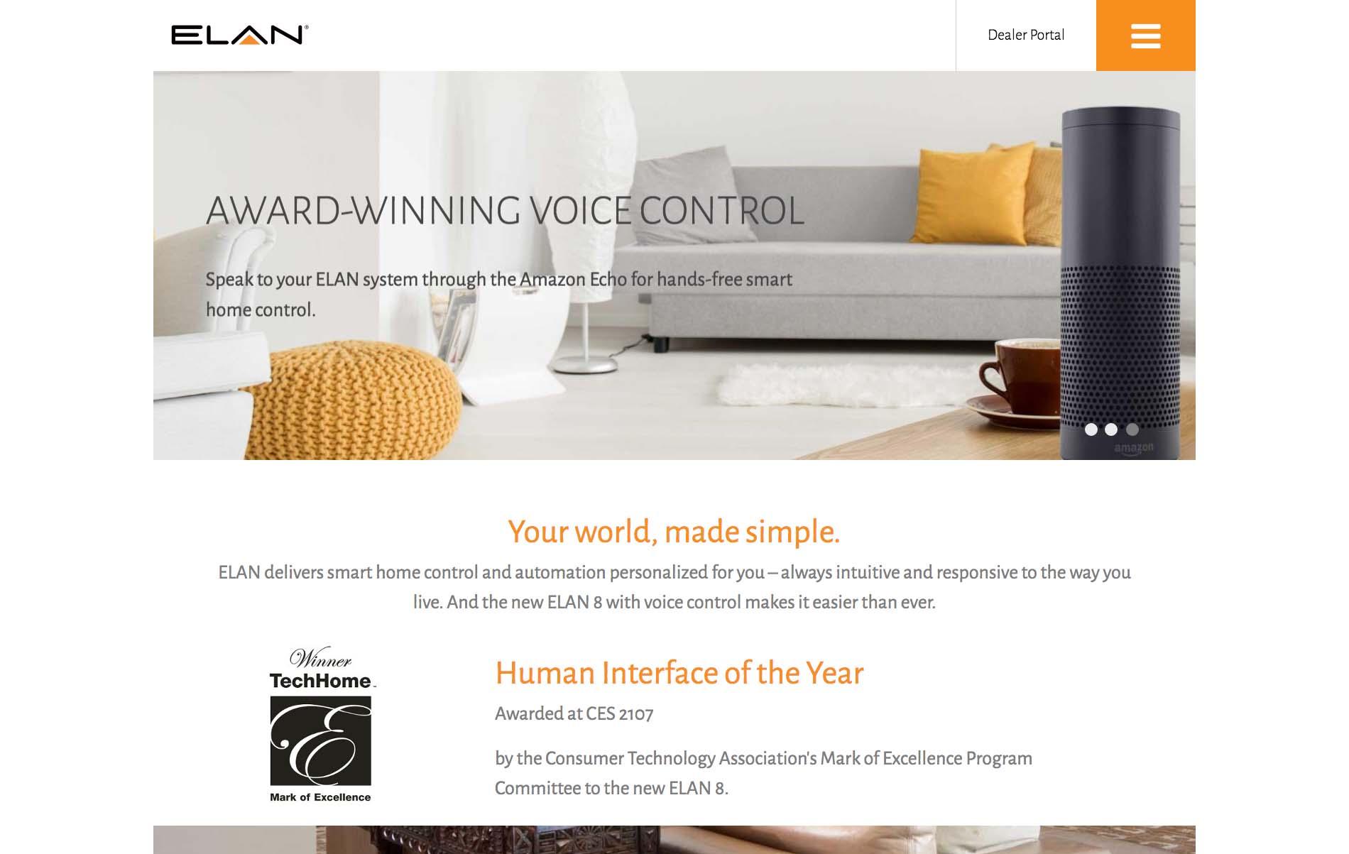 Horizon Interactive Awards Web Site Awards 2016