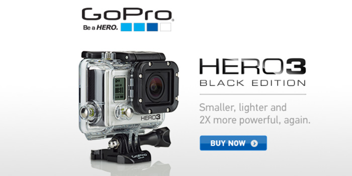 Photo of An Inside look at the 2012 Best of Category Winner - EXTRACTABLE - GoPro Hero3 - Online Ads