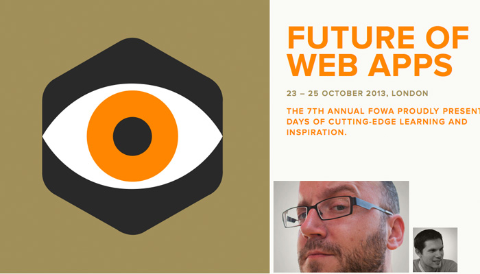 Photo of Don't Miss the Future of Web Apps London, Special Discount Code